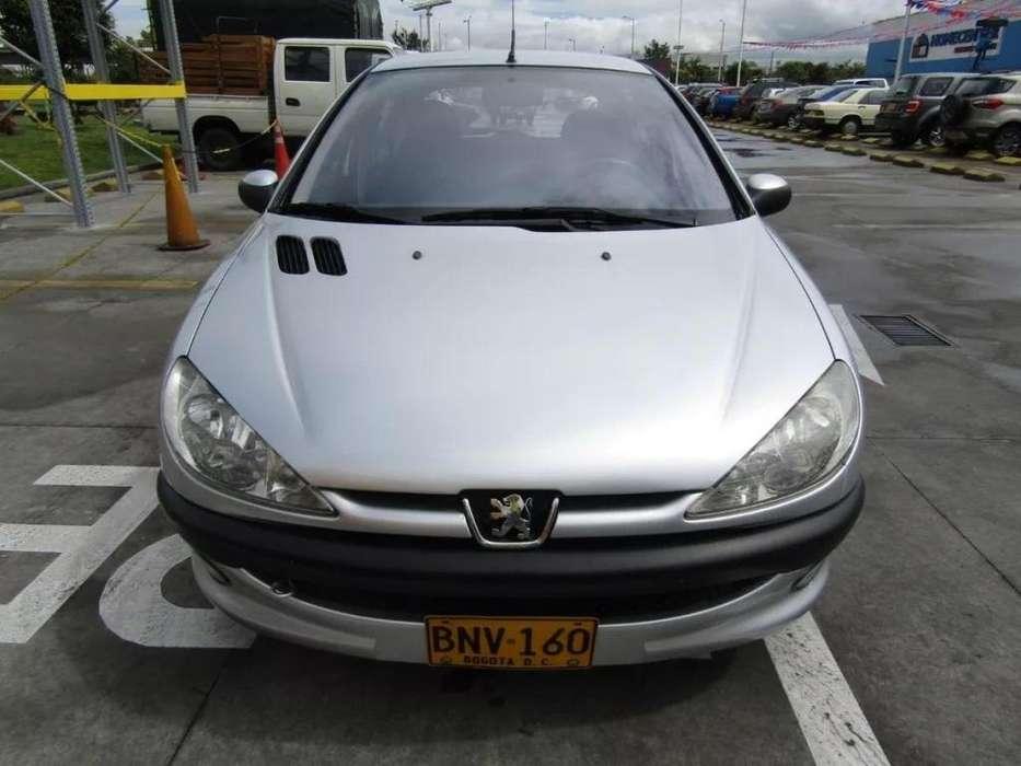 Peugeot 206 2004 - 100000 km