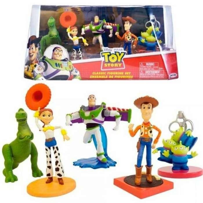 Toy Story Clásico Pack 5 Figuras.disney