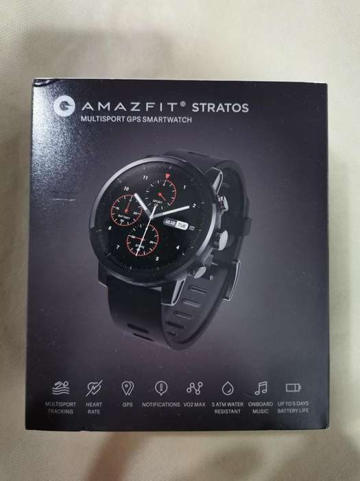 Vendo Smartwatch Amazfit Stratos