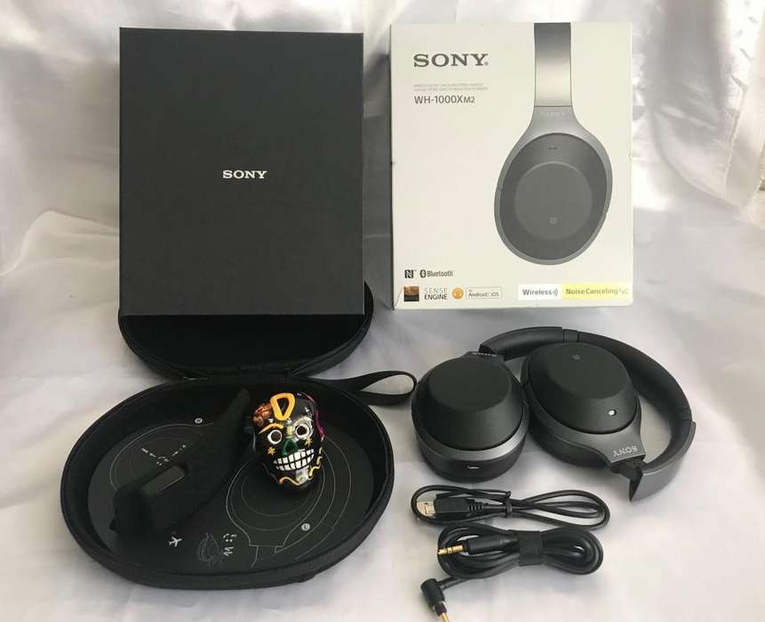 Audifonos Sony Wh1000xm2 Inalambricos Nuevos Y Orignales !!