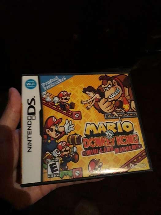 Juego para Nintendo Ds