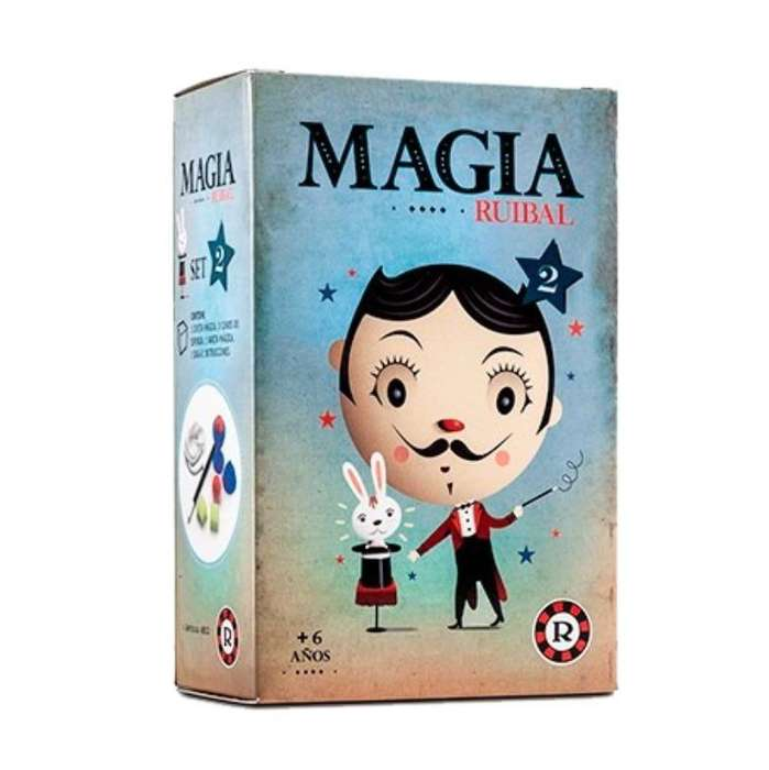 MAGIA 2 – set infantil