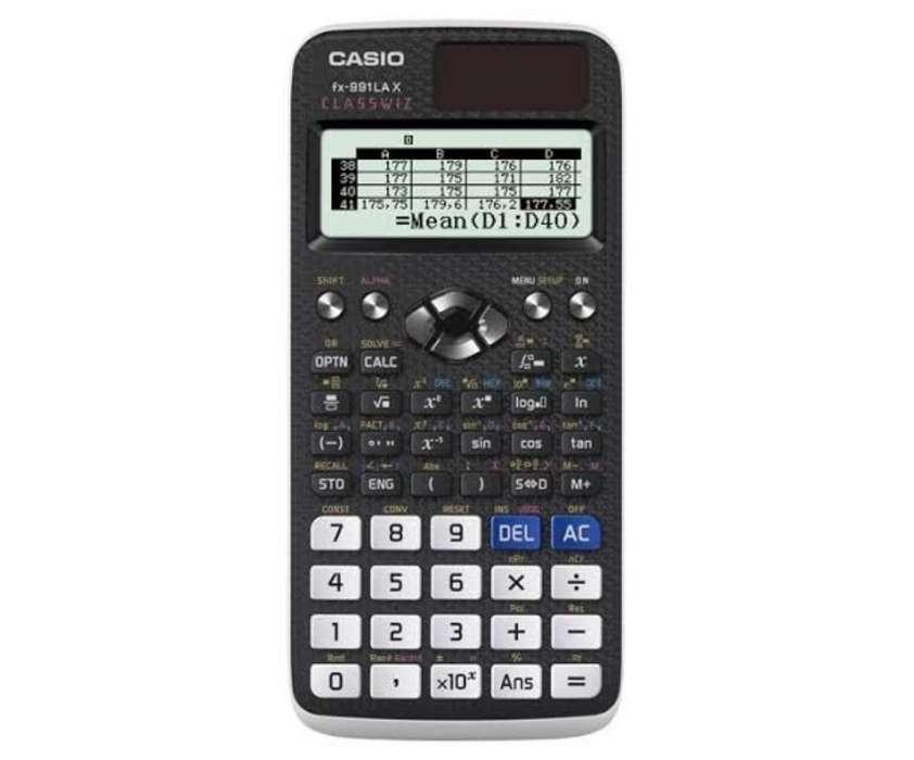 <strong>calculadora</strong> Casio Classwiz Fx-991lax
