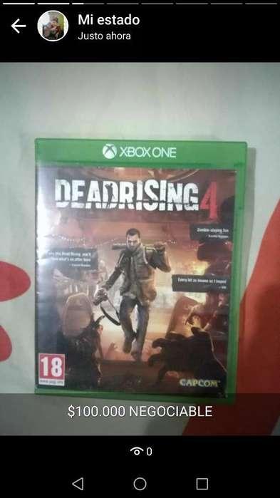 Vendo Juegos Xbox One Usados