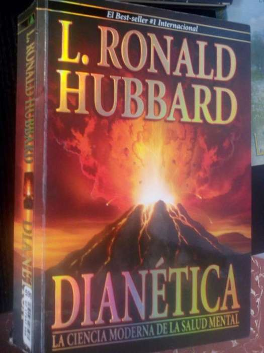 Libros de L. Ronald Hubbard (Scientology)