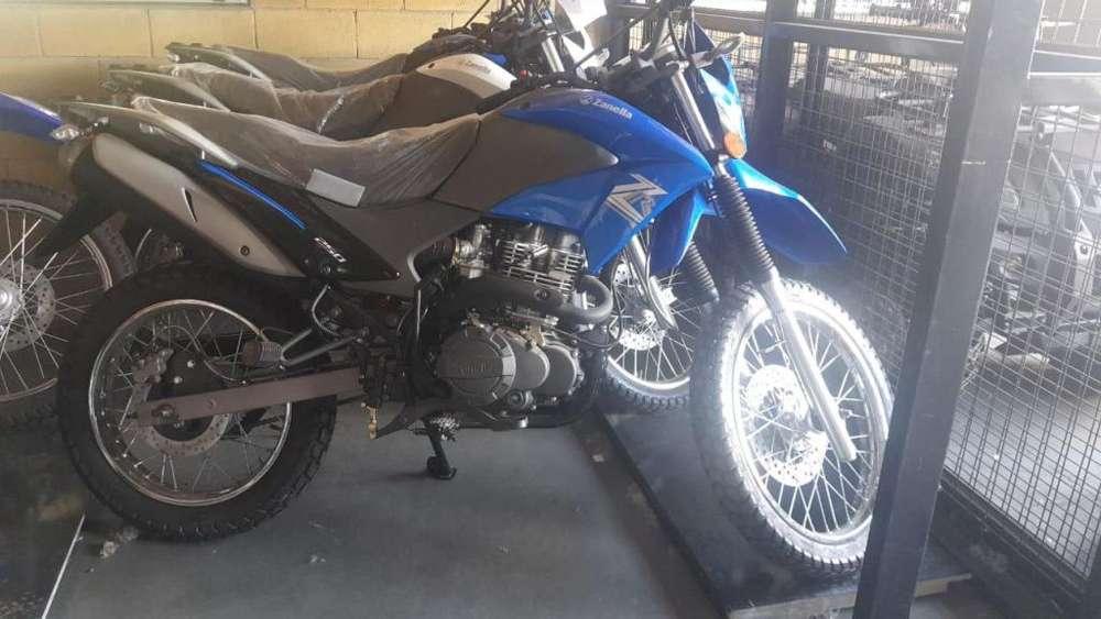 Zanella ZR 250cc lt 0km EL Mejor Al Contado!!