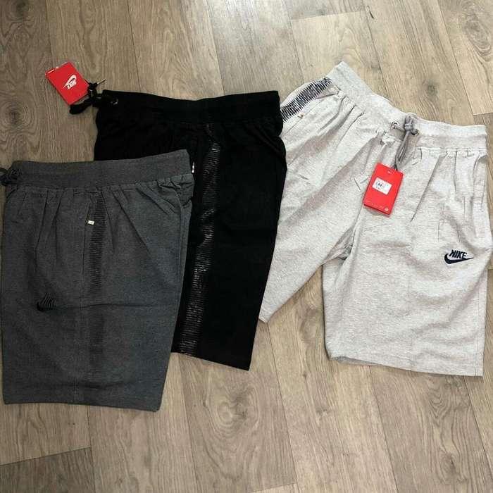 Pantaloneta Bermuda Nike Adidas Fila