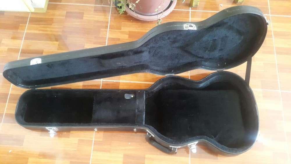Hardcase <strong>guitarra</strong> Electrica Sg