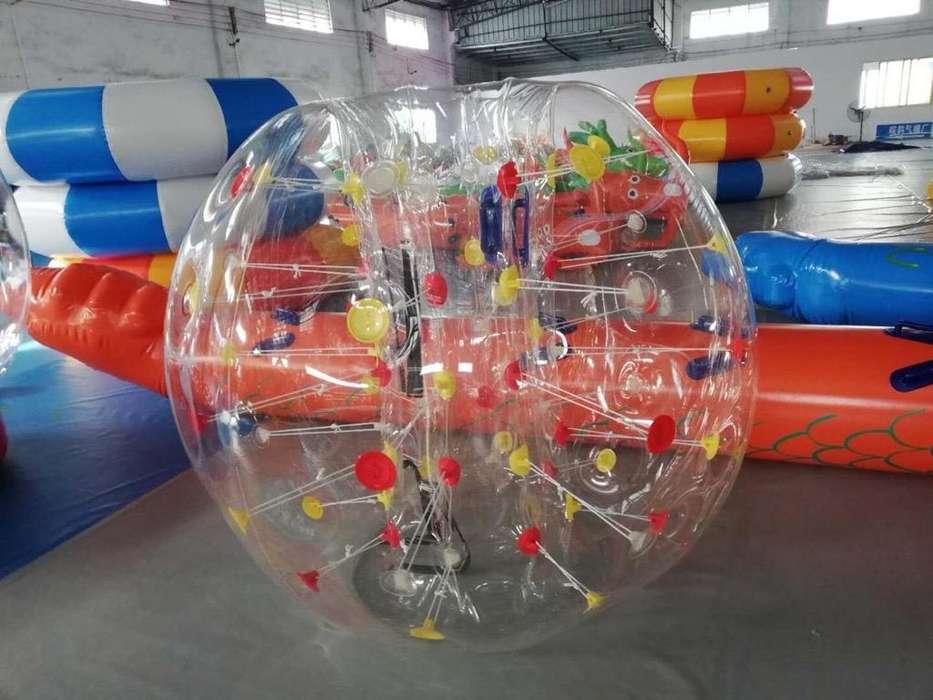 Burbujas Inflables! Geniales!! CALI- PALMIRA - JAMUNDI