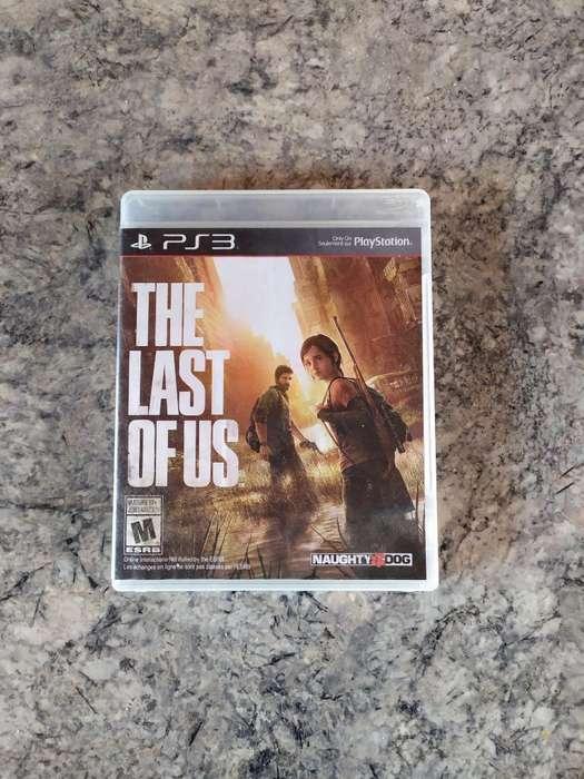 The Last Of Us Ps3 en Caja