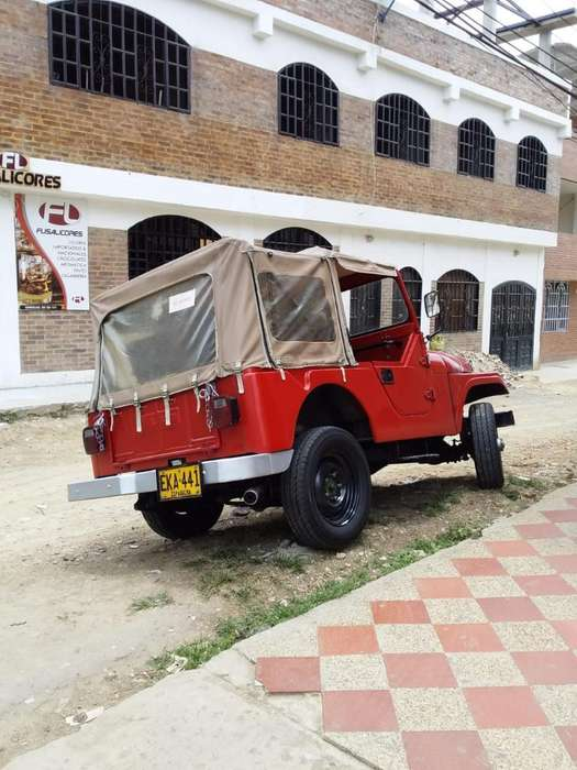 <strong>jeep</strong> Willys 1957 - 100000 km