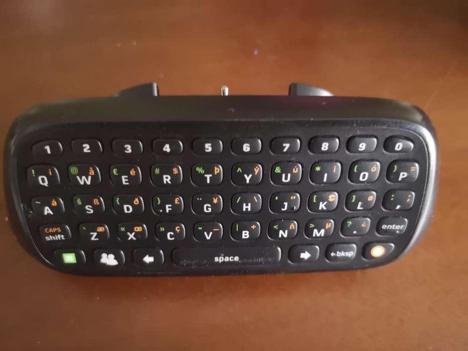 Kinetc Y Teclado Xbox 360