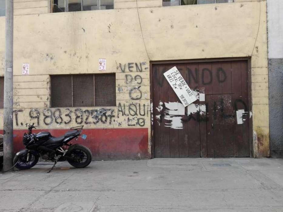 Vendo Local Comercial Excelente Ubicacion Cerca a Gamarra