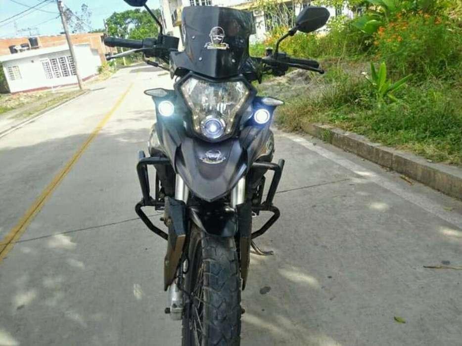 Moto Tt 250 Adventure