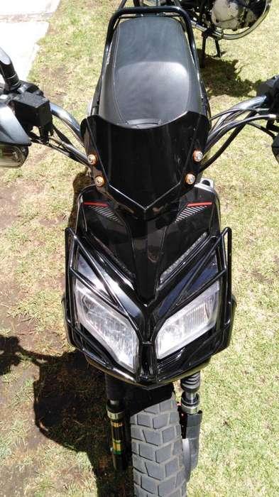 Moto Scooter Foxerz 150
