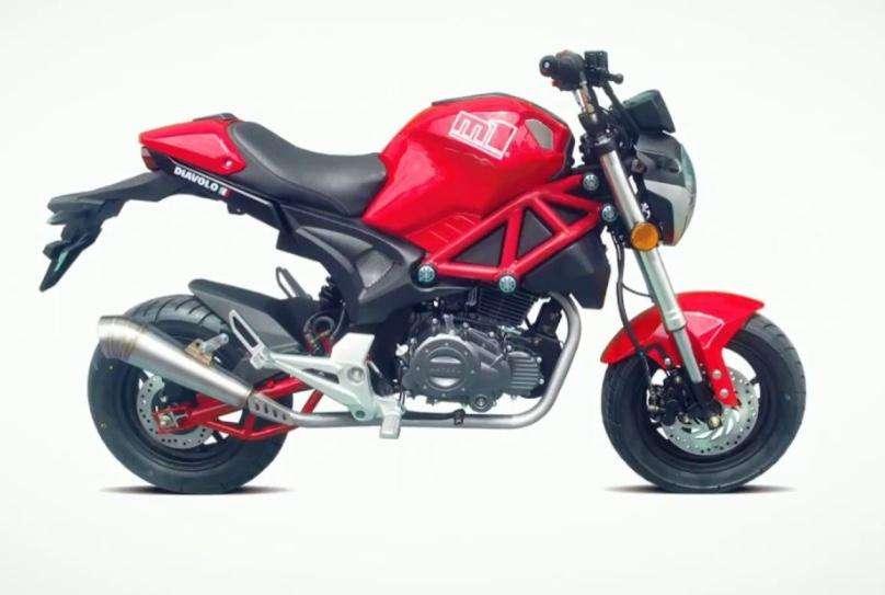Oferta moto Diavolo inf 0960505100