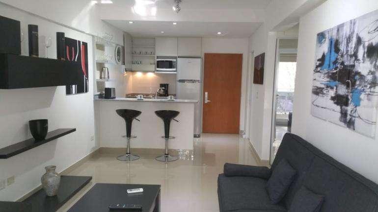 Departamento de dos ambientes en alquiler temporario, Fitz Roy 2300, Palermo Hollywood