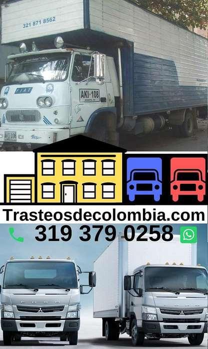 Trasteos a nivel nacional319 379 0258 Envio de mudanzas y muebles.