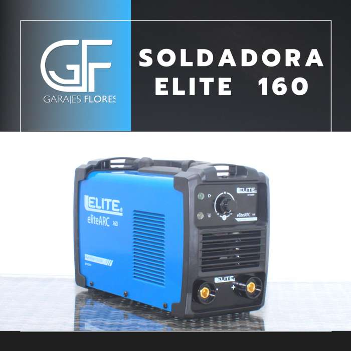 SOLDADORA ELITE 160