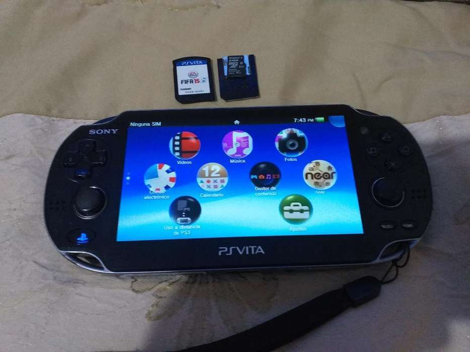 Vendo Ps Vita Version 3.70 Hackeable