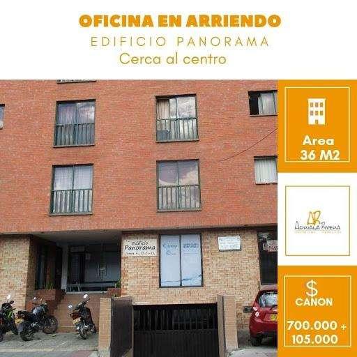 ARRIENDO DE OFICINAS EN CENTRO URBANA POPAYAN 742-93