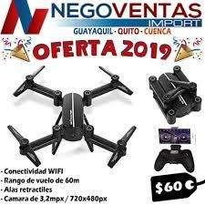 DRON SKY HUNTER 24HG HASTA 50 MTS DE VUELO CON CAMARA Y VIDEO