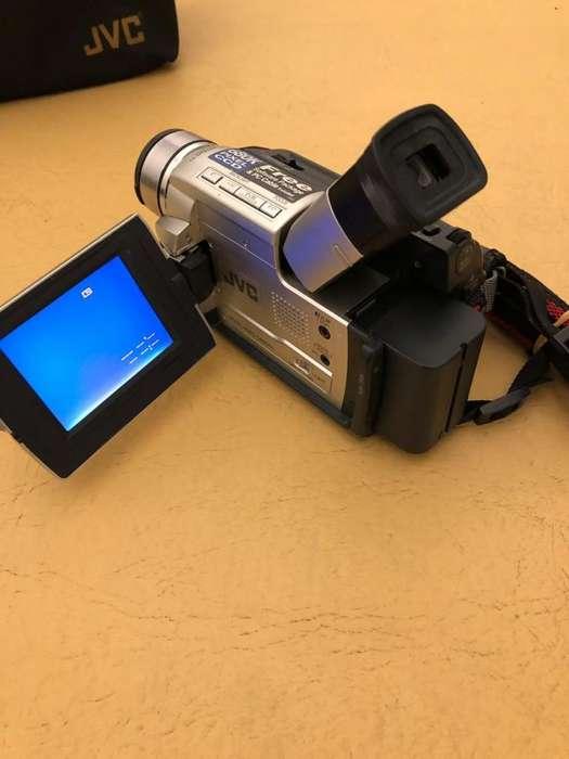 Filmadora Jvc 250 X Digital Zoom