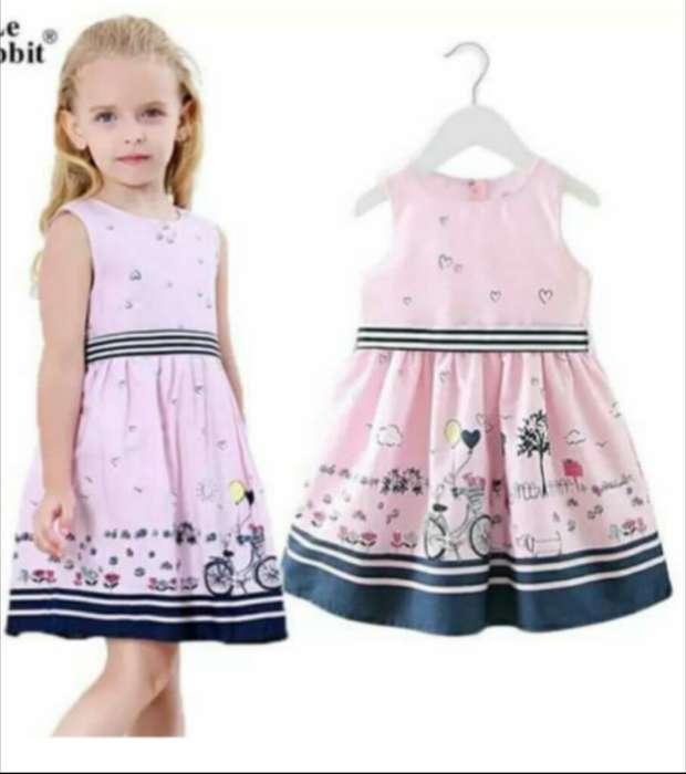 Vestido Importado Niña 3 Años