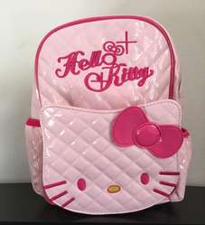 Hermosa Mochila Hello Kitty