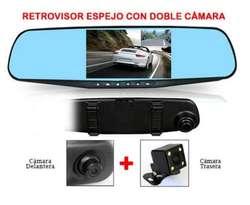 Camara Seguridad Vehiculo Carro FULLHD Graba Accidentes Dashcam