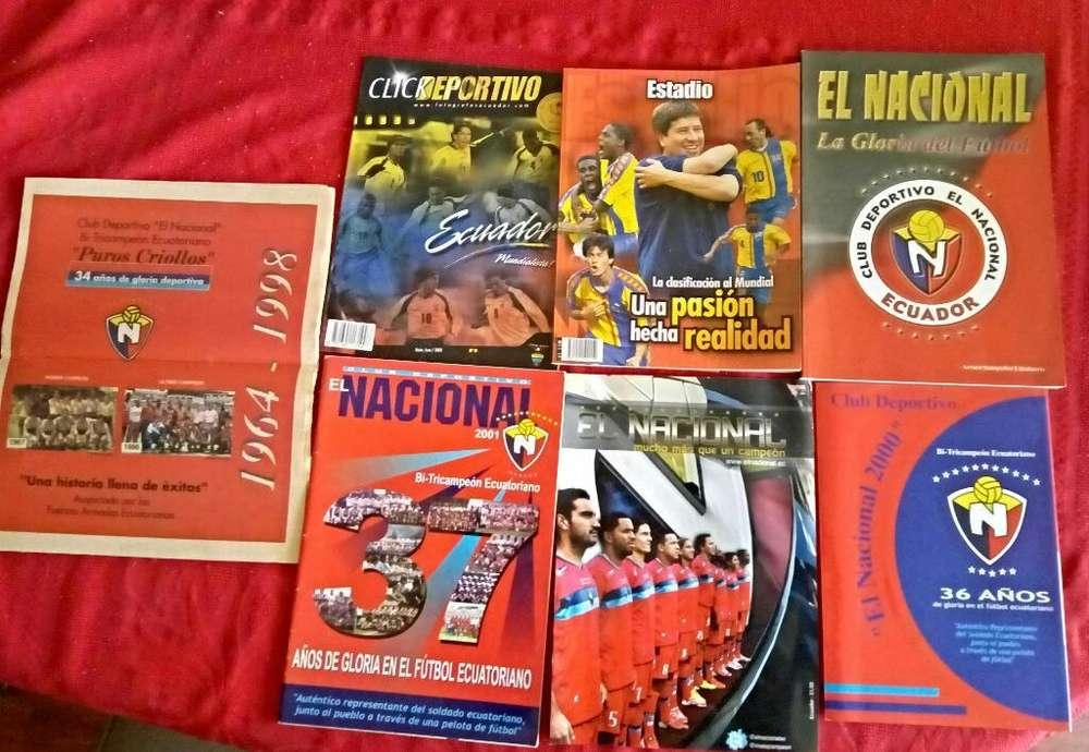Se Vende Revistas de La Tri El Nacional