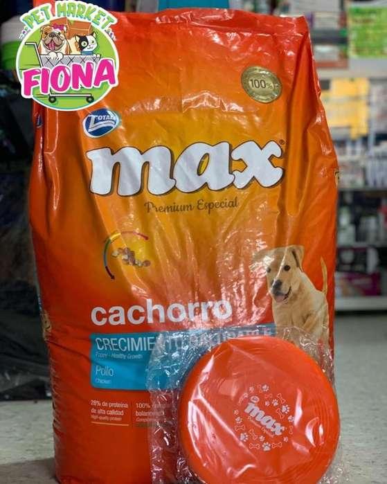 Bulto de 20 Kilos Total Max Premium Spec