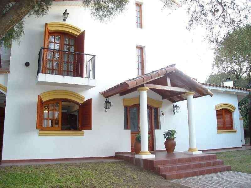 Alquiler Casa 4 Dorm. Country El Bosque