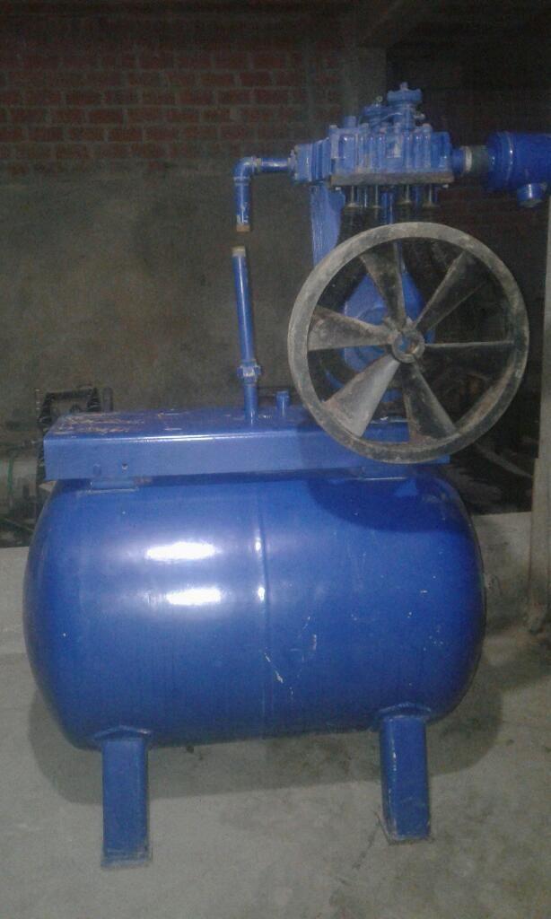 Compresor de Aire sin Motor