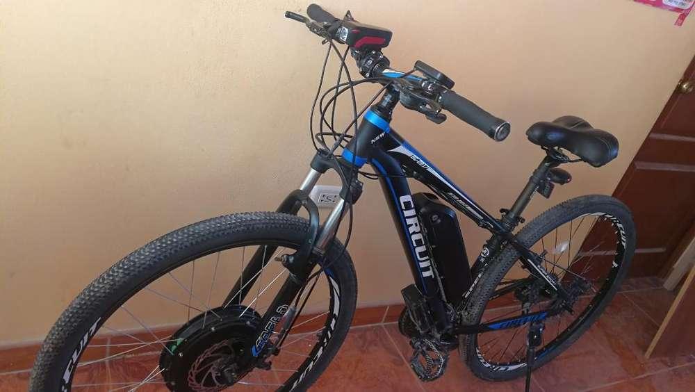 Bicicleta Circuit Electrica Aro 29