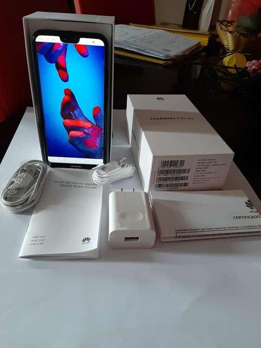 Huawei P20 Lite Como Nuevo 9.5 de 10