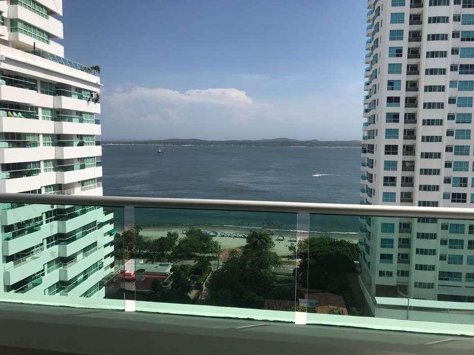 VENDO Y/O ARRIENDO <strong>apartamento</strong> VISTA AL MAR C/GENA - wasi_741158