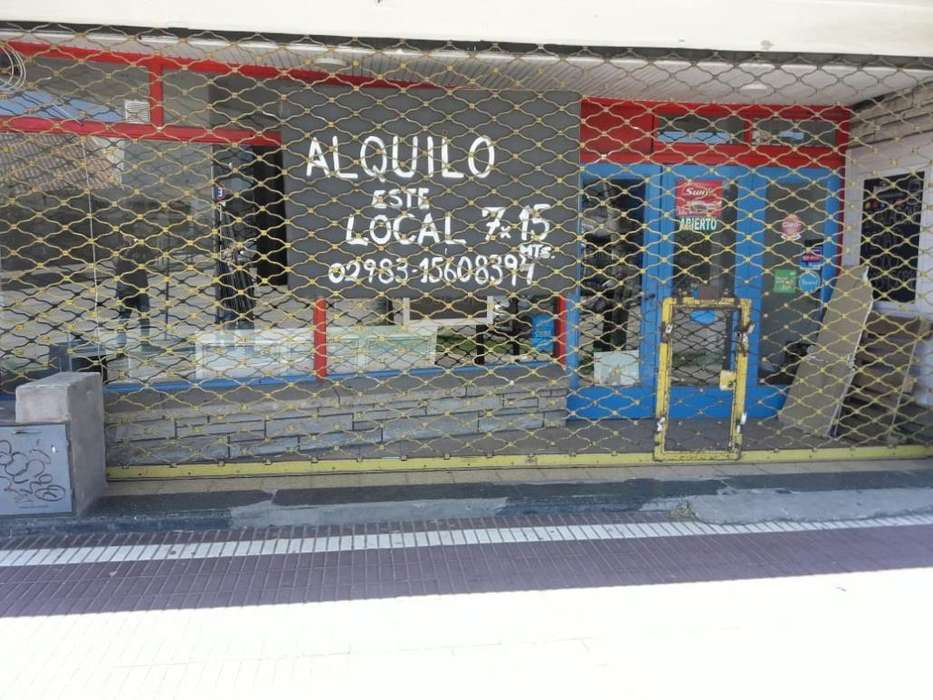 Local Comercial Alquilo en Mar Del Plata