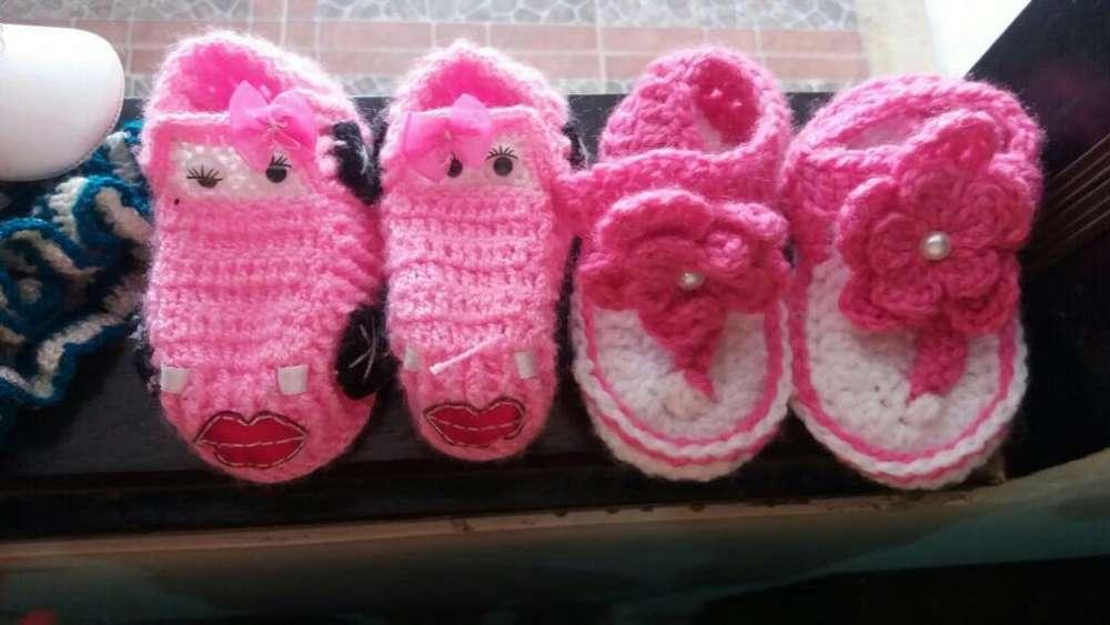 Lote Zapatos Bebe Niña