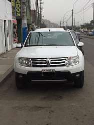 RENAULT DUSTER AUTOMATIC MODELO 2014/2015