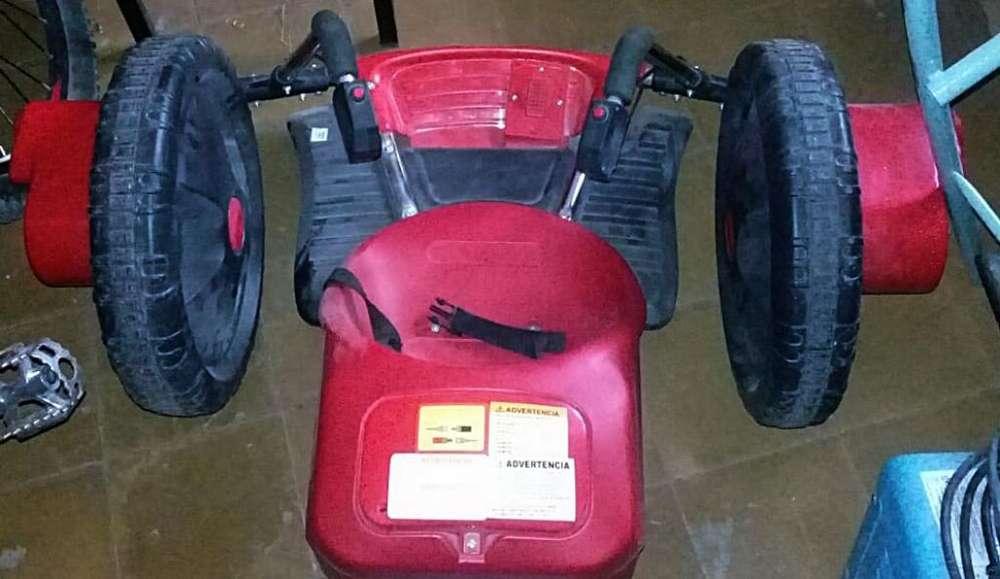 Unico Karting a Batería