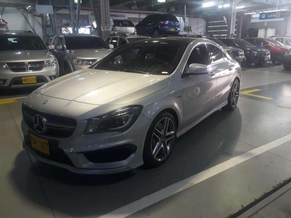 Mercedes-Benz Clase CLA 2017 - 8584 km