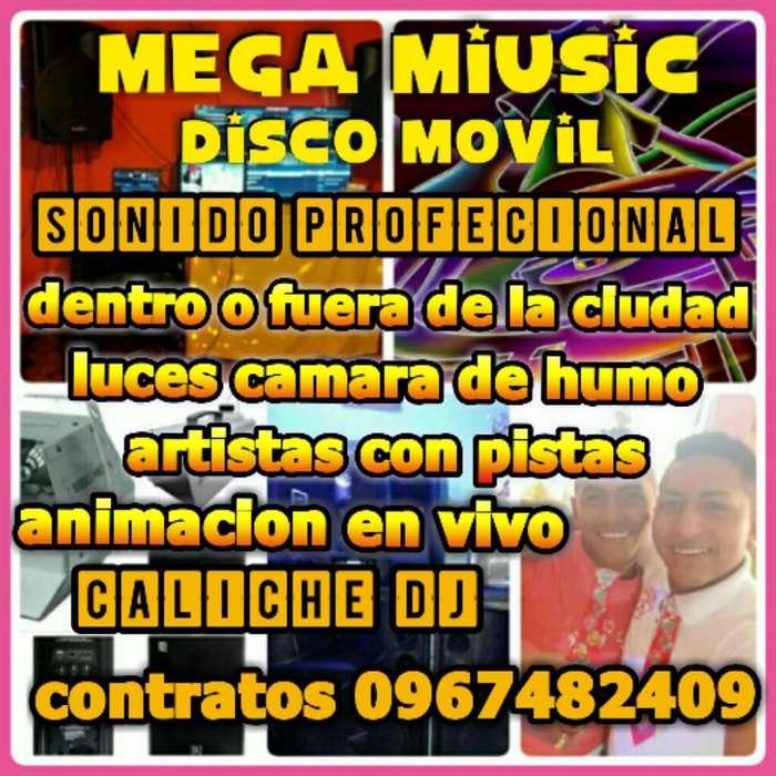 Disco Moviil Y <strong>artista</strong>s Todo Genero