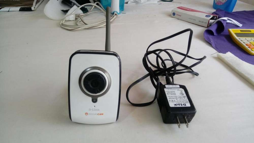 Camara Ip D Link Securicam Dcs 2121