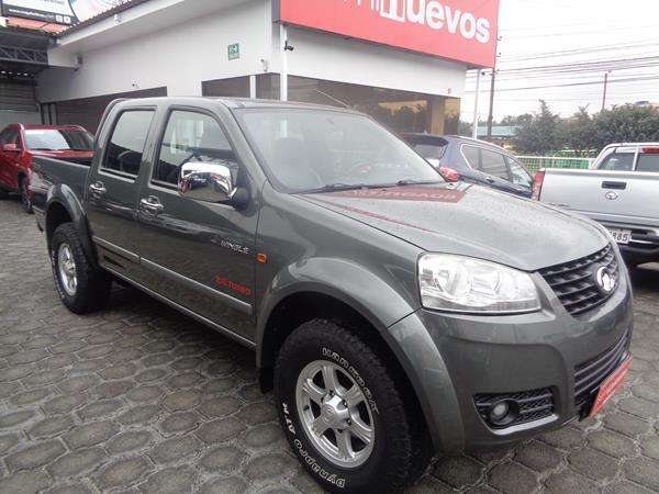 Great Wall Wingle 3 2014 - 222800 km