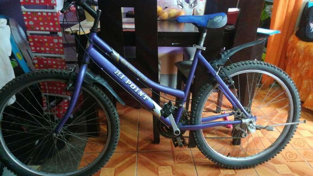 Remate de Bicicletas
