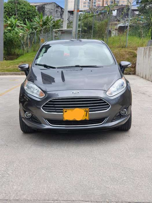 <strong>ford</strong> Fiesta  2015 - 54742 km