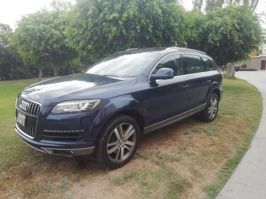 <strong>audi</strong> Q7 2013 - 50000 km