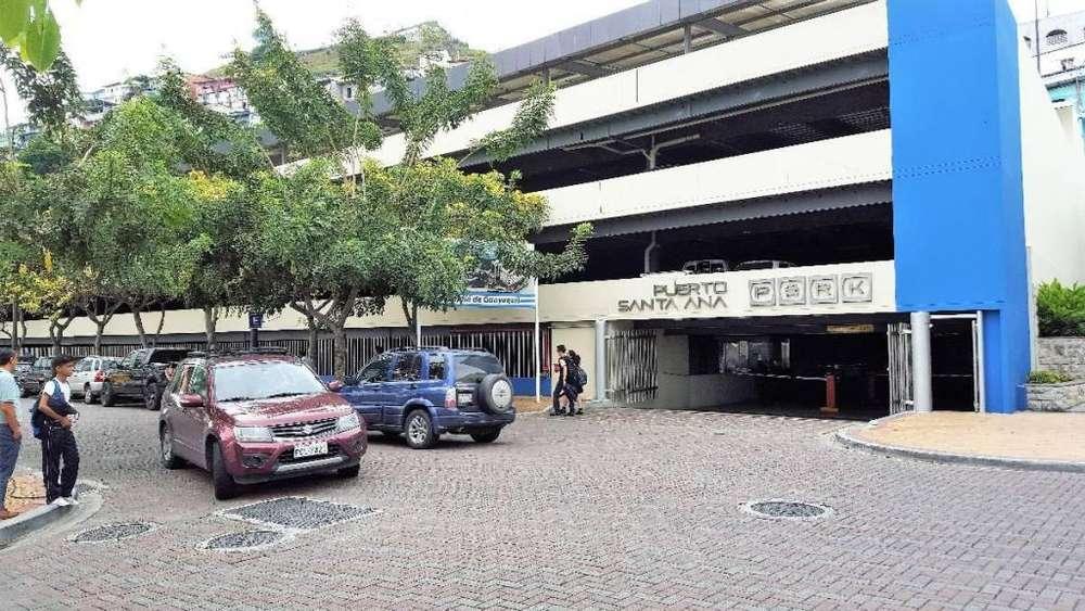 Se vende parqueo en Puerto Santa Ana Park - Primer piso
