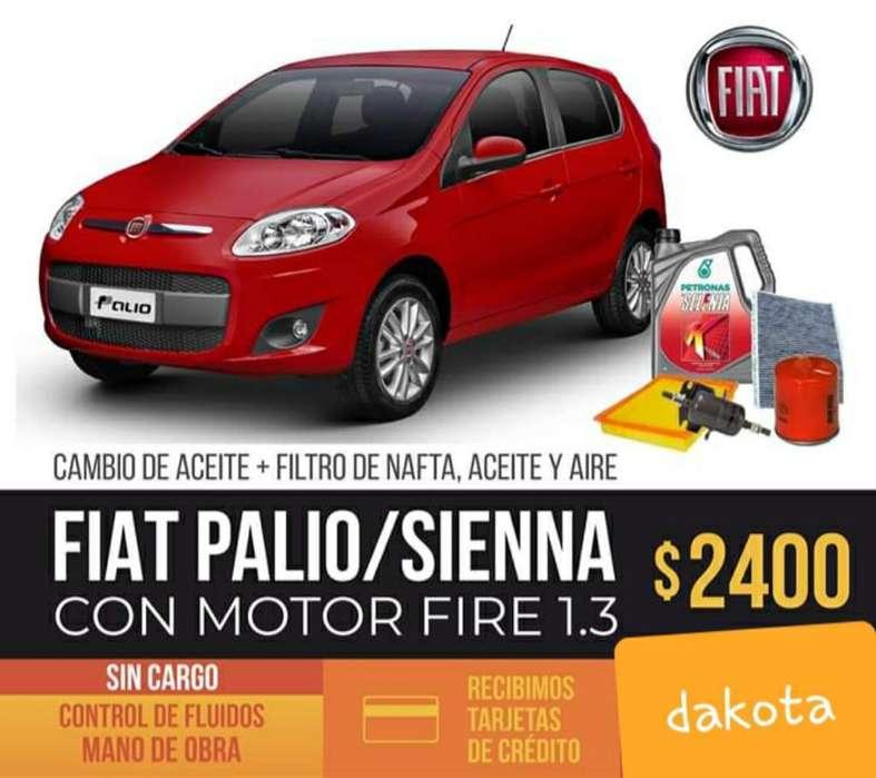 Service Completo Fiat